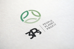 3Ps Logo Design