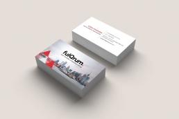 Fulqrum Business Cards