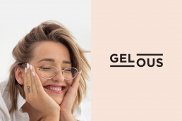 Gelous Logo and Photography
