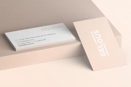 Gelous Business Cards