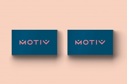 Motiv Business Cards