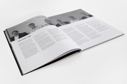 Wynyard Group Annual Report - Print Design