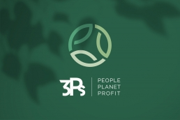 3Ps Logo Design