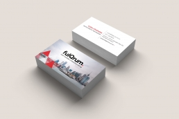Fulqrum Business Cards