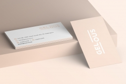 Gelous Business Cards