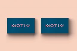 Motiv Business Cards