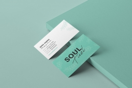 SoulFuel Business Cards