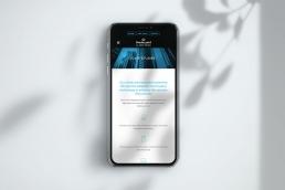 The Docyard Website Responsive on Mobile