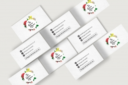 The Guru Knows Business Cards